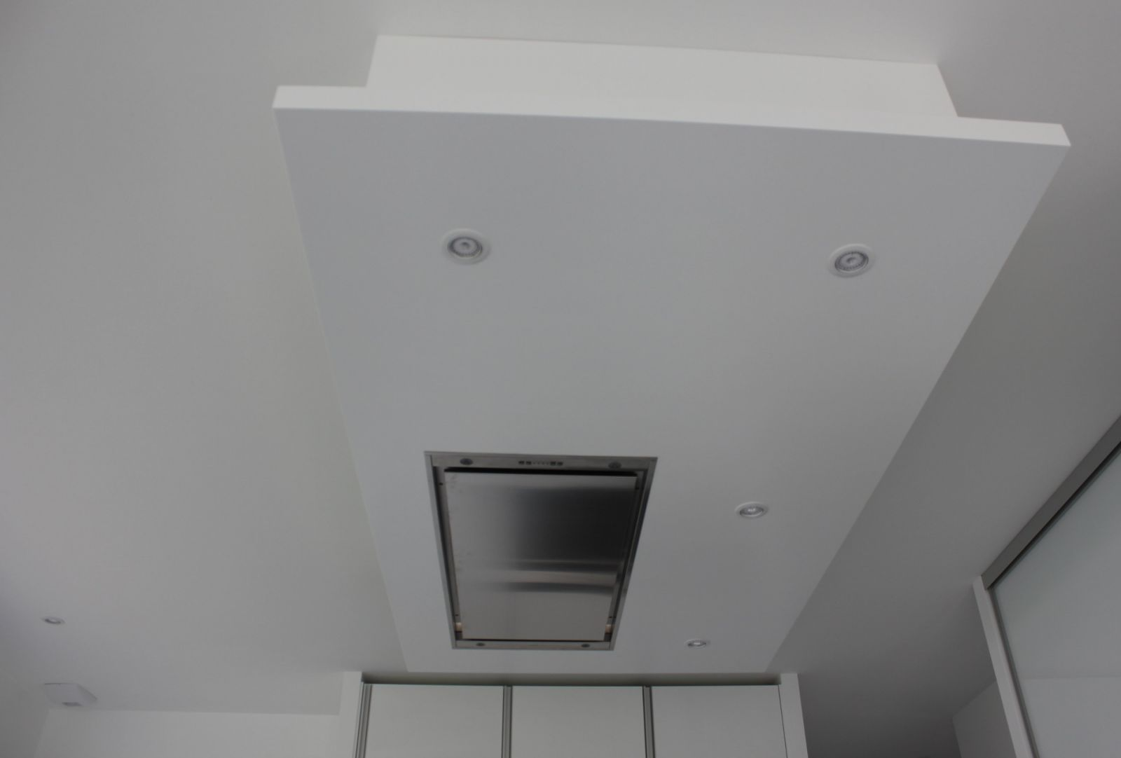 Abmi for Plafond a caisson suspendu