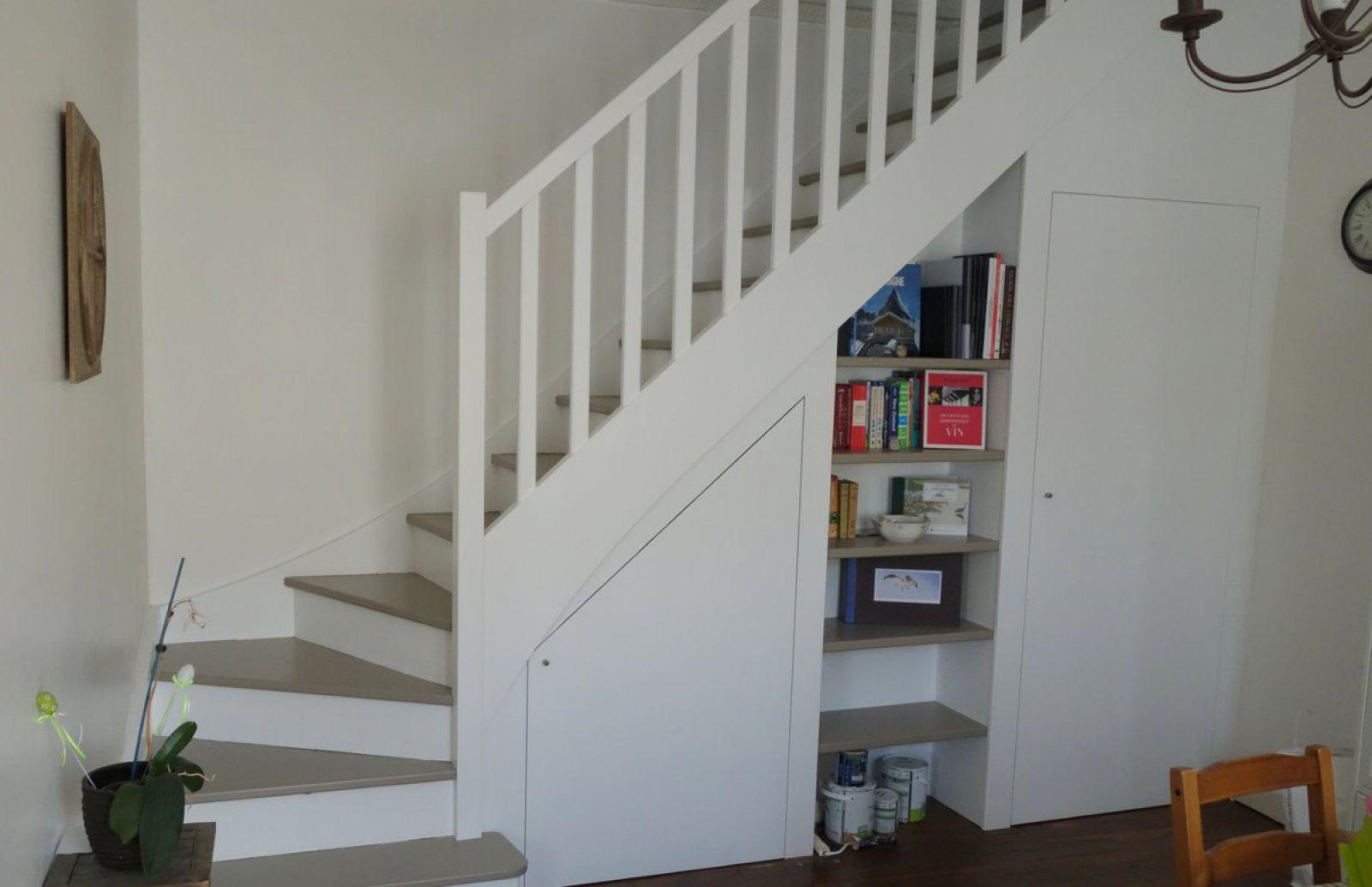 Abmi - Agencement sous escalier ...